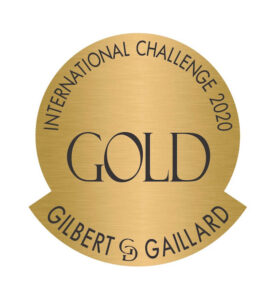 Medaille Challenge-GOLD